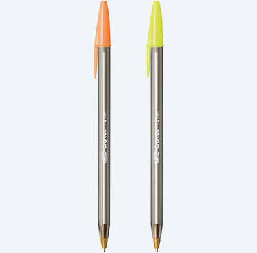 BIC® CRISTAL® MULTICOLOR BALL PEN