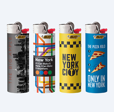 BIC® SPECIAL EDITION® NEW YORK SERIES