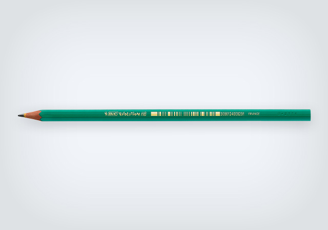 Evolution Ecolutions pencil