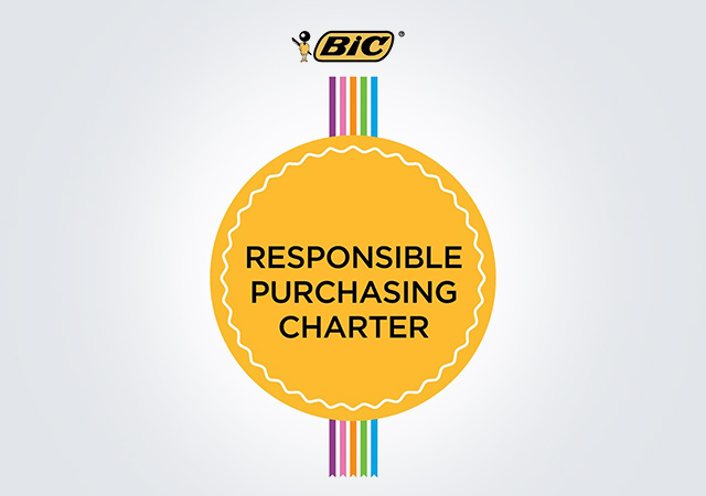 BIC Group Responsible purchasing charter