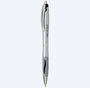 STYLO BILLE RÉTRACTABLE BIC® ATLANTIS® METAL