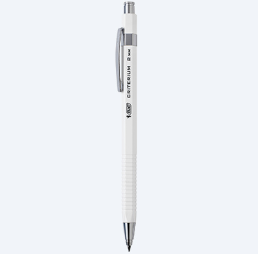 BIC® CRITERIUM® 2MM REFILLABLE MECHANICAL PENCILS