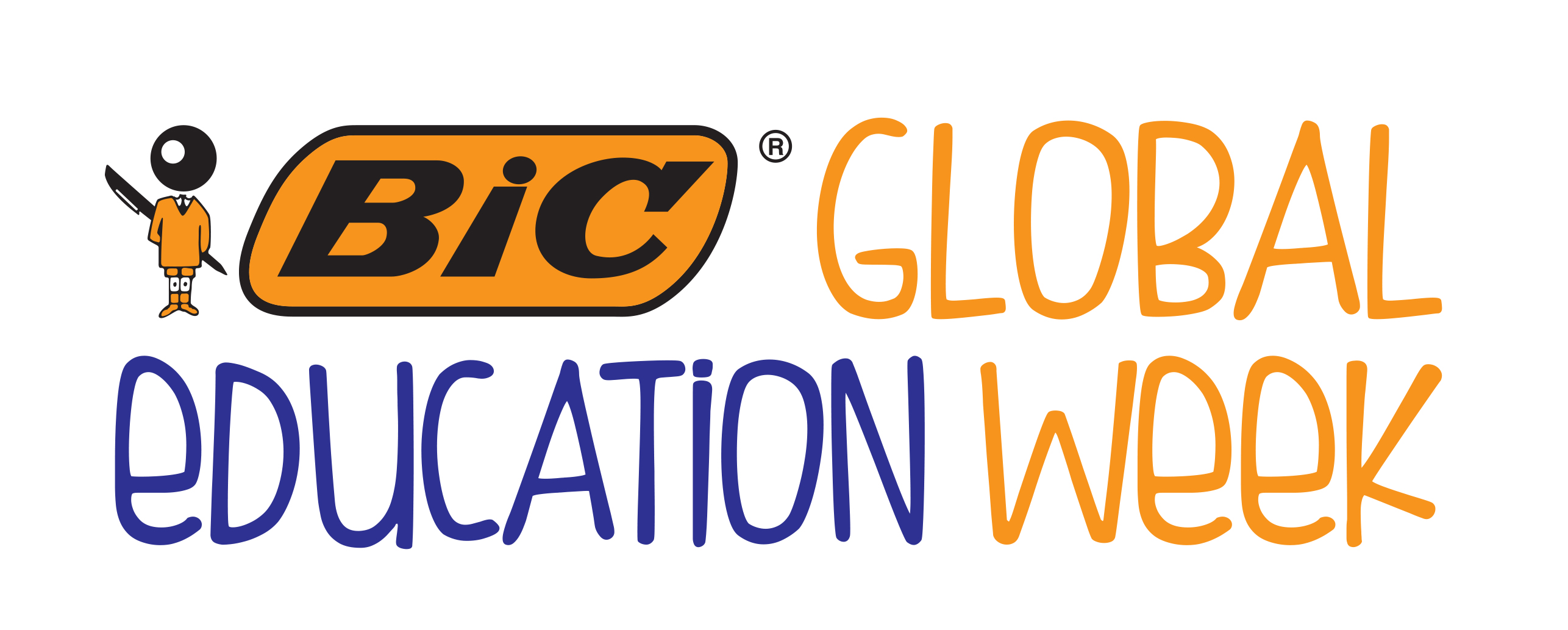 bic global education week logo