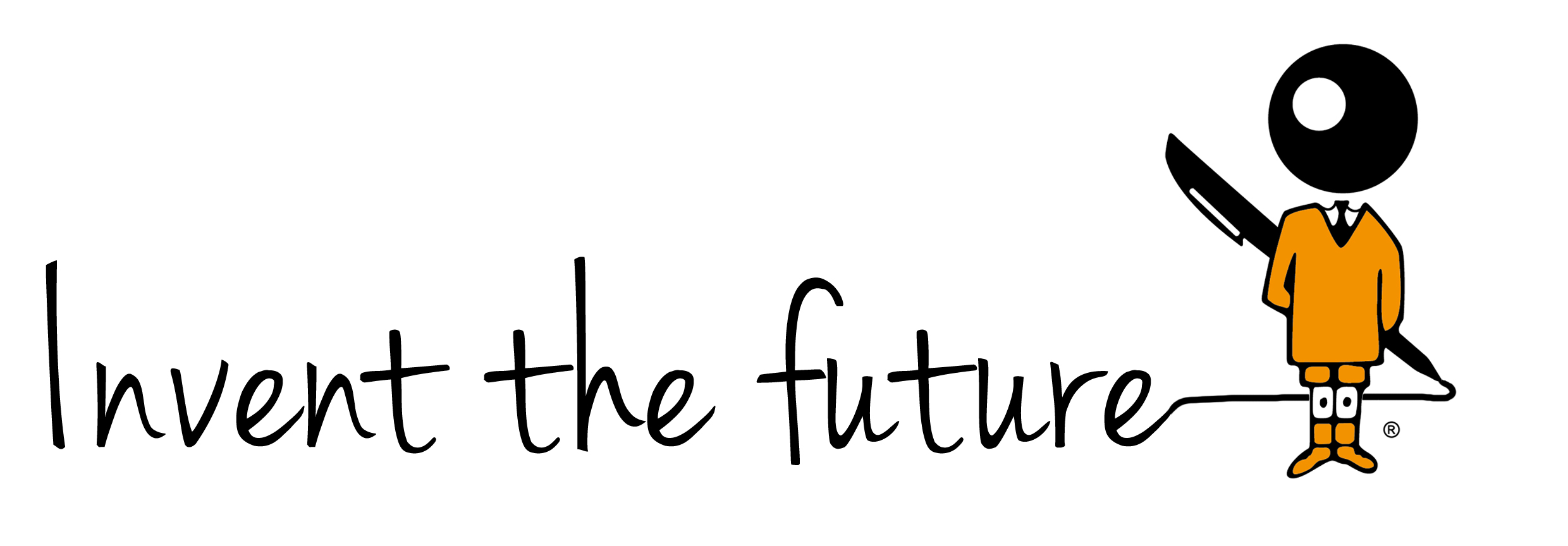 invent the future logo