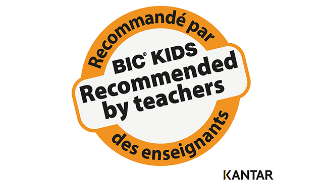 picto bic kids recommended by teachers