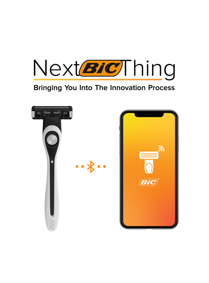 CES Shaver and Smart Phone App