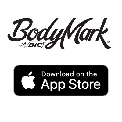 Bodymark By BIC on the Apple App Store