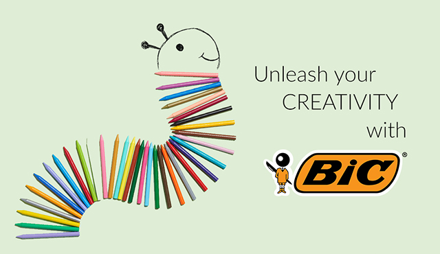 Unleash Your Creativity with BIC