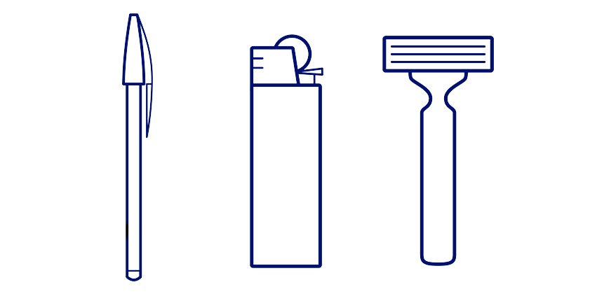 icons of BIC products