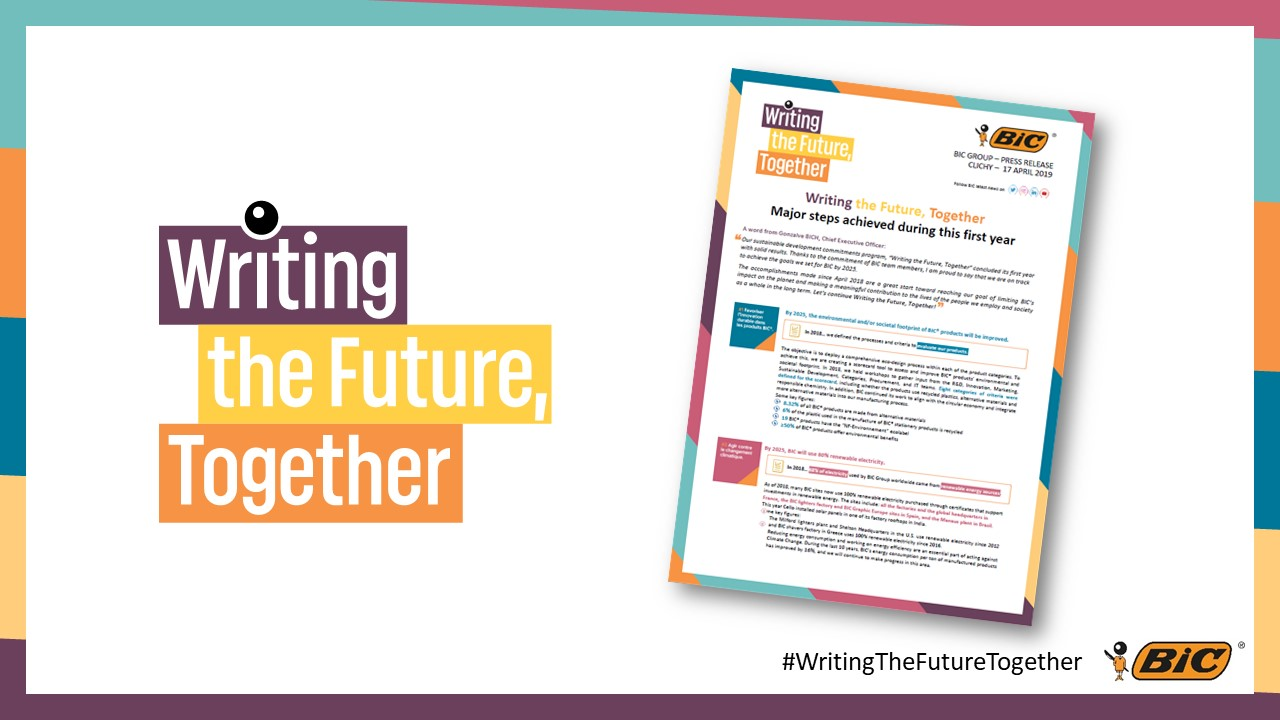 Writing the Future, Together logo