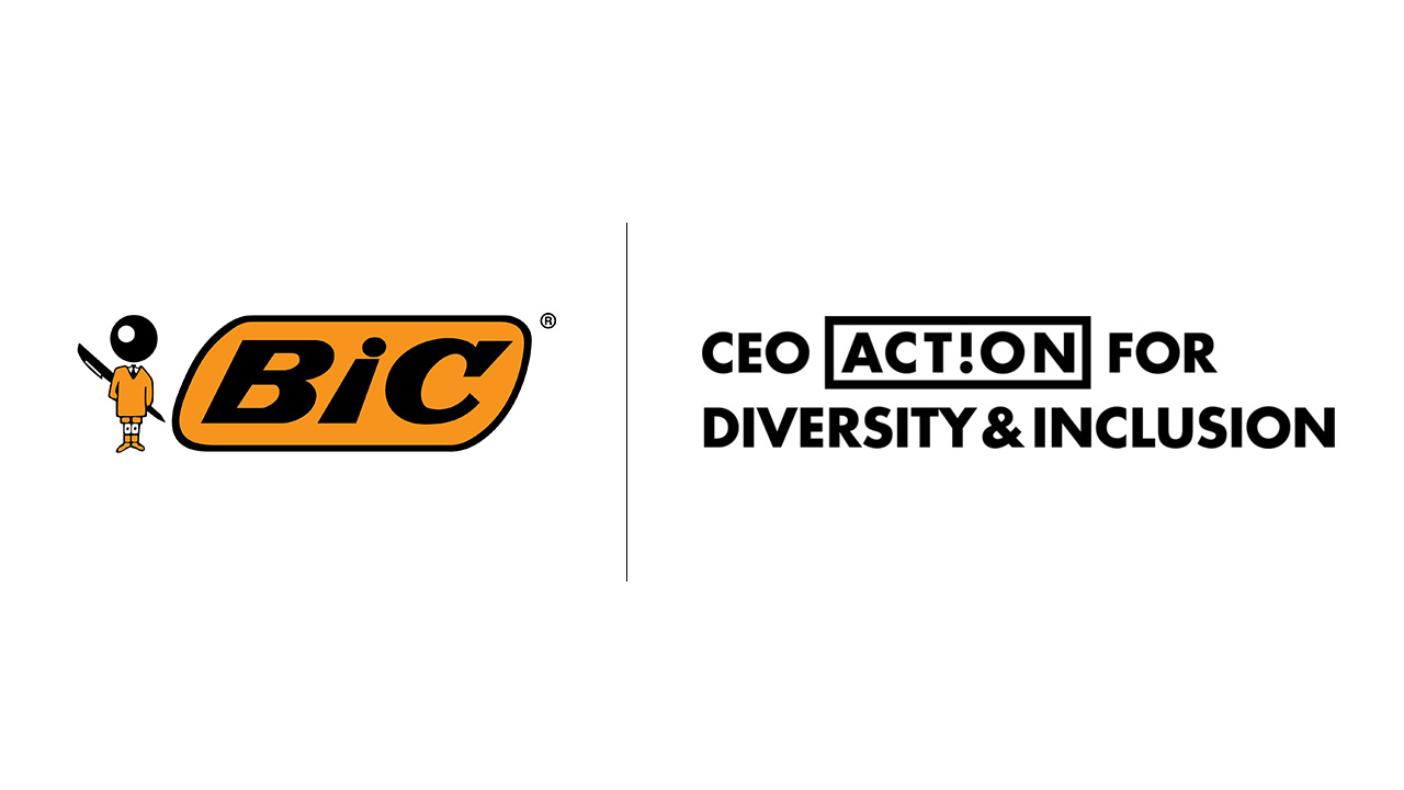 BIC and CEO Action logos
