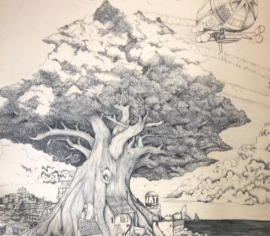 Made with Bic: TREE